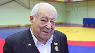 Зеленогорск посетил прославленный тренер Дмитрий Миндиашвили