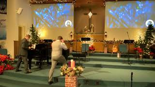 FBC Santa Fe Christmas Eve 2020   Part 1