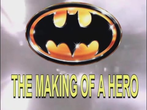 Batman 1989 The Making of a Hero (Remastered)