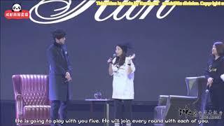【Eng Sub 蔡徐坤/CAI XUKUN】Part 3 Chengdu Live 成都音乐分享会 20181013