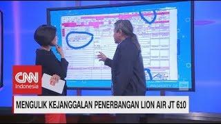 Mengulik Kejanggalan Penerbangan Lion Air JT-610; Alvin Lie, Pengamat Penerbangan