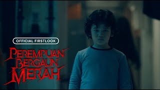 Official First Look PEREMPUAN BERGAUN MERAH - Tatjana Saphira