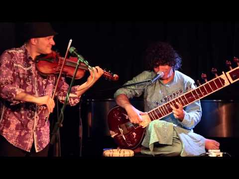 Sultans Of String W/ Anwar Khurshid At Hugh's Room - Rakes Of Mallow / Rouge River Valley