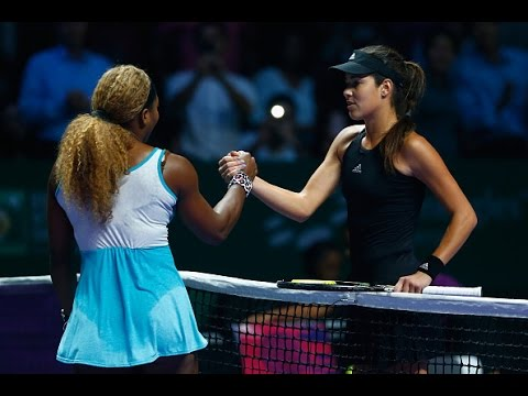 Day 1 Highlights | 2014 WTA Finals