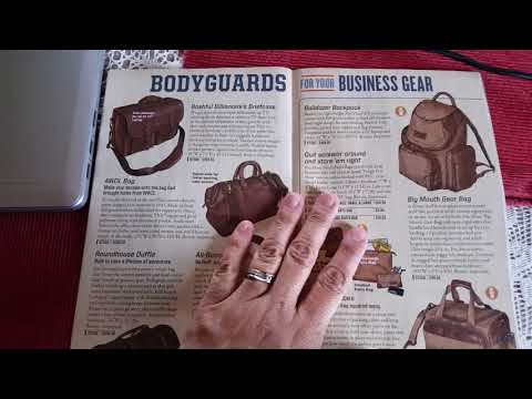 Duluth trading post catalog