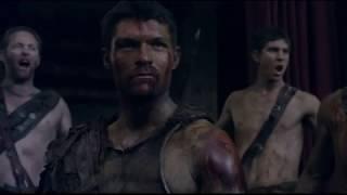 Spartacus  Месть  -   10 серия  (Я свободный человек)))