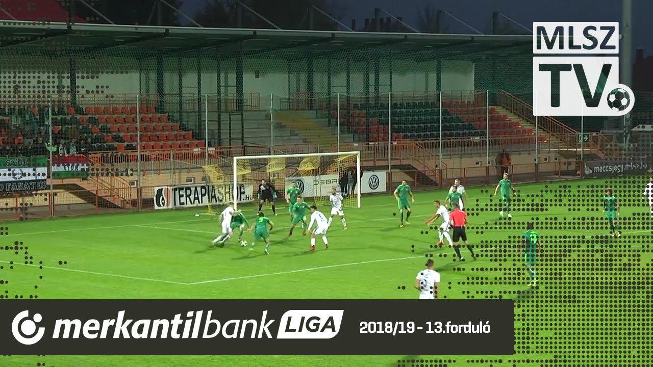 Balmaz Kamilla Gyógyfürdő - WKW ETO FC Győr | 0-1 (0-0) | Merkantil Bank Liga NB II.| 13. forduló |