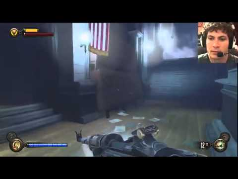 Game review BioShock Infinite VAMPIRE DIARIES Battle Hard ...