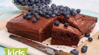 Chocolate Cake Recipe - Quick Mix