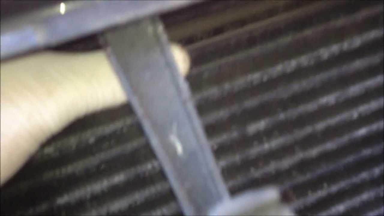 2001 Audi A4 - B5 - Fix Stuck Hood Latch