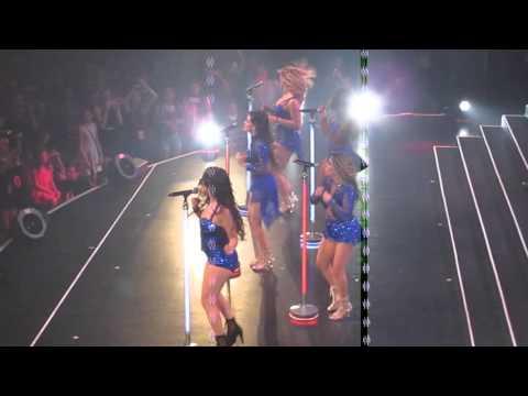 Fifth Harmony - Body Rock (Summer Reflection Tour Santa Rosa)