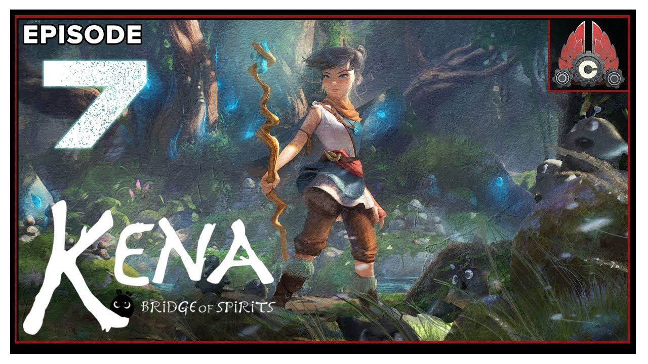 CohhCarnage Plays Kena: Bridge Of Spirits - Episode 7