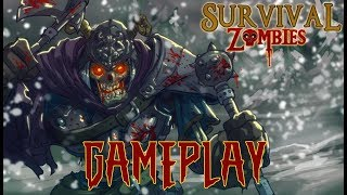Survival Zombies The Inverted Evolution | PC Gameplay