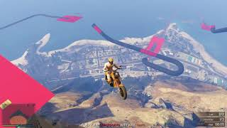 Grand Theft Auto V Online: Slipstream With Friends Pt1