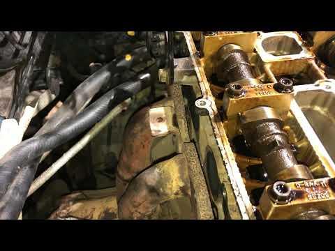 кольца ГРМ колпачки / Mazda 3 2.0