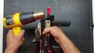 KWA Umarex Mp7 orange tip removal by Ajax