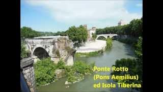 Isola Tiberina (Insula Tiberis) - Roma