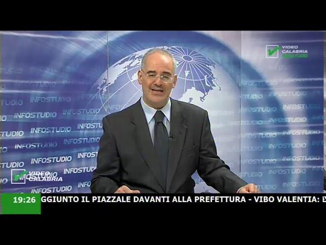 InfoStudio il telegiornale della Calabria notizie e approfondimenti  - 17 Ottobre 2019 ore 19 15