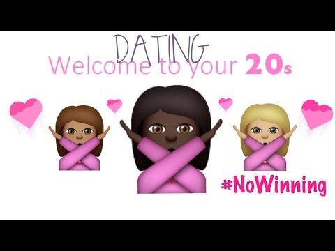 dating in your 20s and 30s