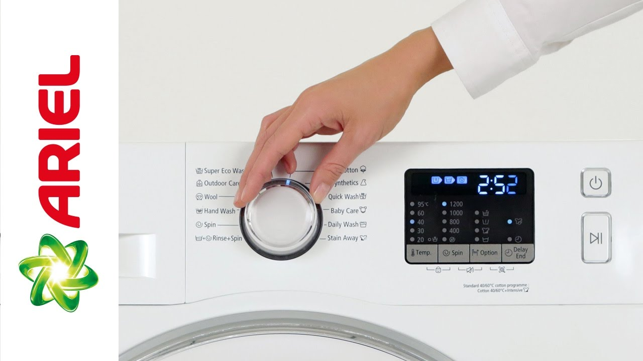 When to Use the Quick Wash Cycle on Your Washer | Ariel