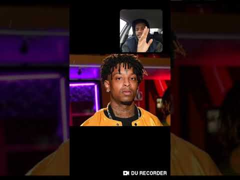 21 Savage arrested by ICE agents and facing deportation Mp3