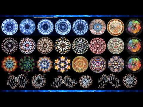 Cymatic Frequencies --- Complex Patterns and Vibration of the Univers