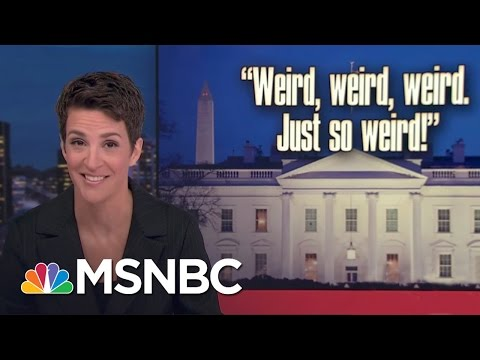 Poor Hires May Explain Poor President Donald Trump Performance | Rachel Maddow | MSNBC