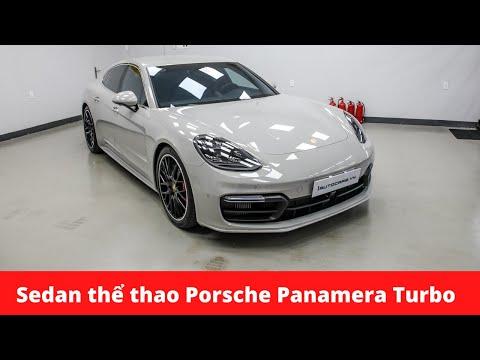Khám phá chi tiết Sedan thể thao Porsche Panamera Turbo