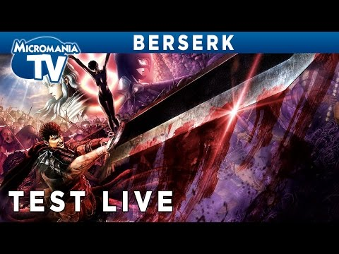 [TEST LIVE] BERSERK and the Band of the Hawk