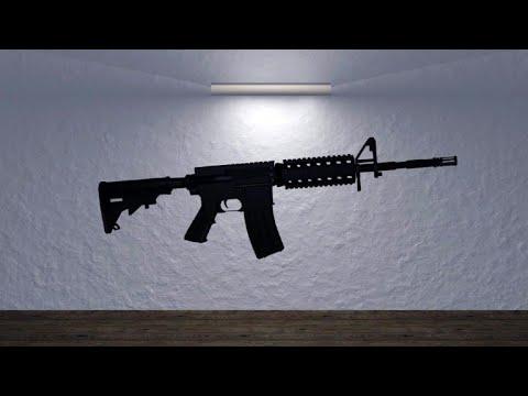 As armas de fogo nos Estados Unidos