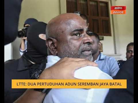 Dua pertuduhan ADUN Seremban Jaya batal