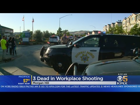 Team Coverage: 3 Dead In Shooting At Morgan Hill Ford Dealership