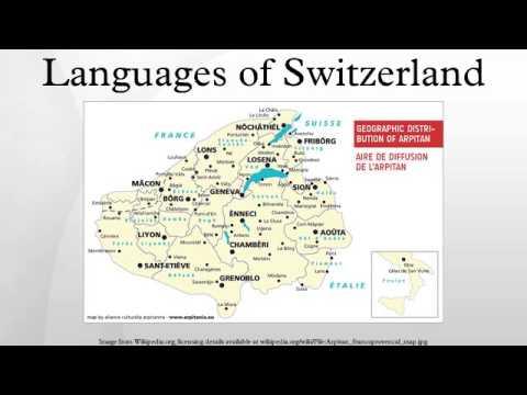 Languages of Switzerland