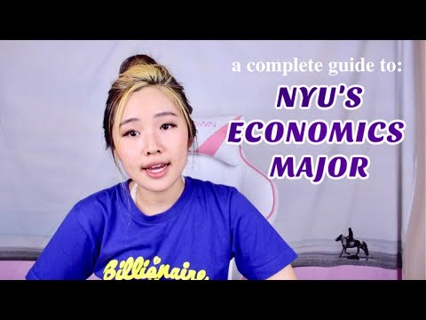 NYU'S ECONOMICS MAJOR: everything you need to know + tips!!