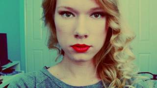 Classic Taylor Swift Makeup & Hair