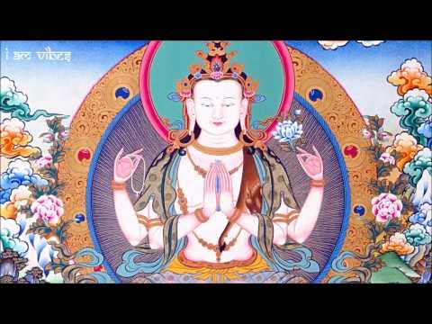 Mantra of Avalokiteshvara (New Version) with Lyrics