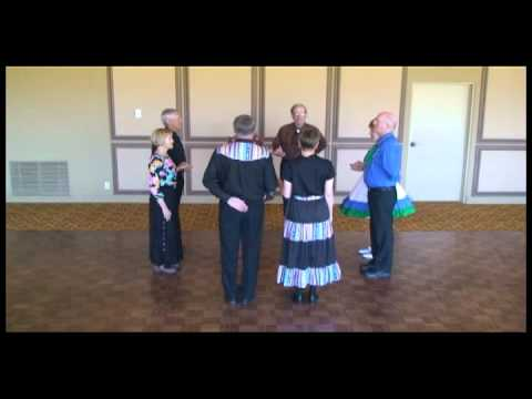 Video Square Dance Lessons - Mainstream Lesson #1A