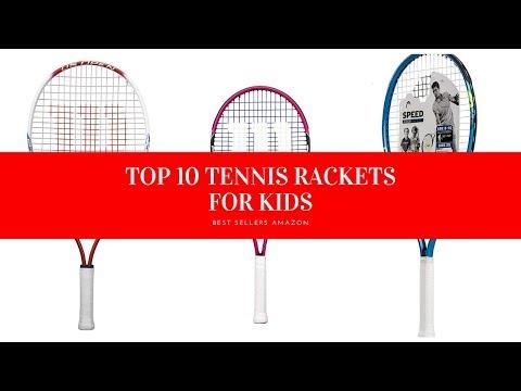 ✔️ TOP 10 BEST TENNIS RACKETS FOR KIDS 🛒 Amazon 2019