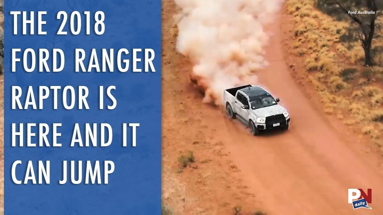 2018 ford ranger australia. fine 2018 the 2018 ford ranger raptor is here and it can jump on ford ranger australia r