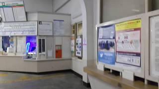南海電鉄 汐見橋駅(最終電車収録)