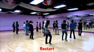 My Heart Without Him ~ Kim-Fundanzer - Line Dance (Walk thru & Danced)