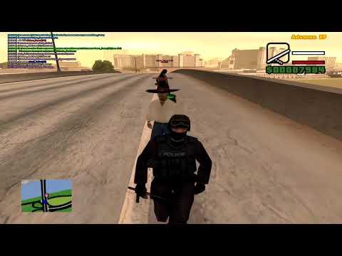 ОБЫЧНЫЙ ДЕНЬ СОТРУДНИКА SWAT #4 / ADVANCE RP YELLOW