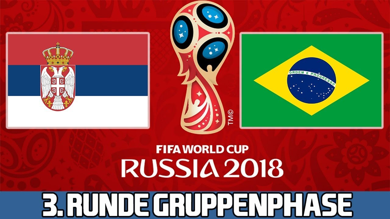 Prognose Serbien Brasilien