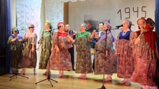 п. Чистое Поле, Балахтинский район, Красноярского края, вокальная группа