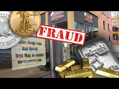 Coin Shop Owner Defrauds Customers Out Of $1.4 Million