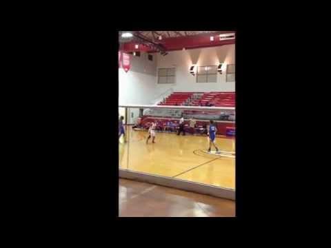 Jailin Cherry Pascagoula High School