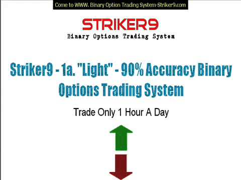 Striker9 binary options trading systems
