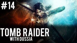 Tomb Raider - #14 Jaki duży! [Zalany Skarbiec]