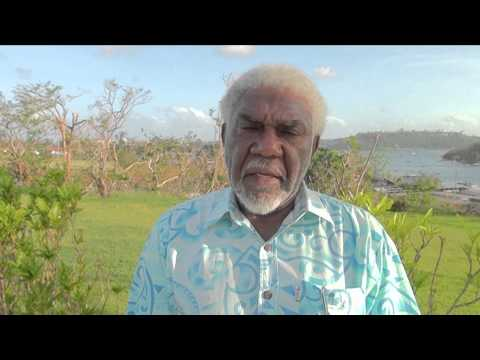 Vanuatu Prime Minister Joe Natuman message to West Papuans, Moluccans and international community.