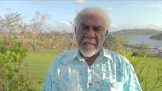 Vanuatu Prime Minister Joe Natuman message to West Papuans, Moluccans and international community.